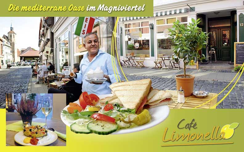 Cafe Limonella Im Magniviertel In Braunschweig Gutscheinbuch